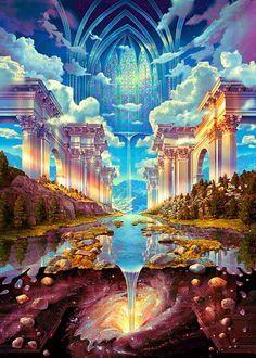 0d3610e9e6c2eaed63a323897b30a73e--prophetic-art-dream-land